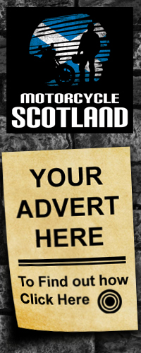 Motorcycle Scotland - Advertise Here Portrait Advert