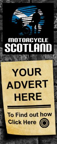 Motorcycle Scotland - Advertise Here Portrait Advert