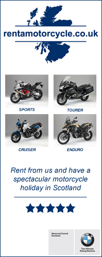 Rentamotorcycle - Portrait Advert
