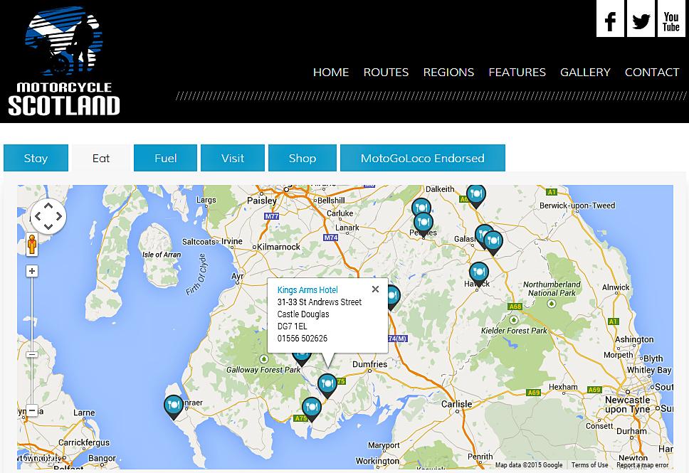 Motorcycle Scotland Listing Image